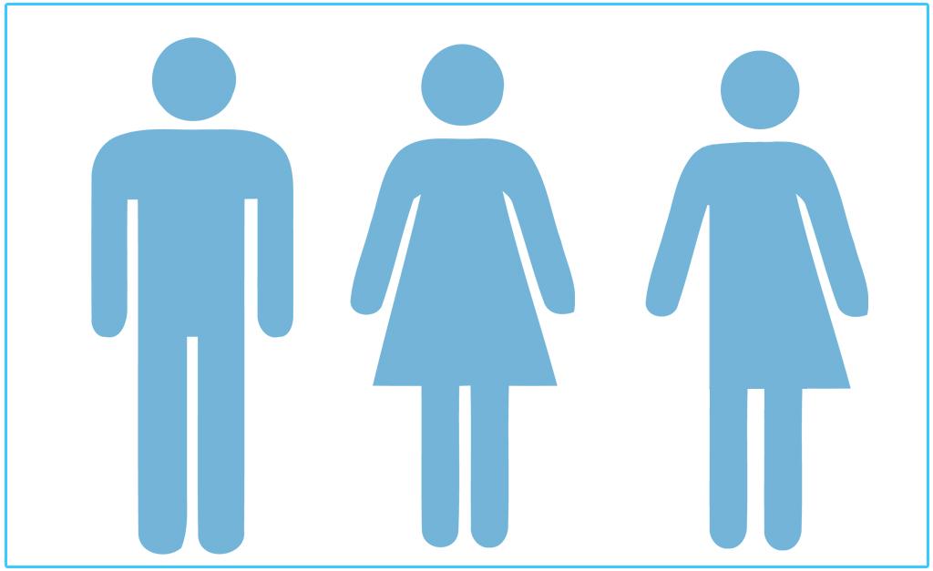 """Banheiro """"sem gênero"""" podem ser considerados transfóbicos?"""