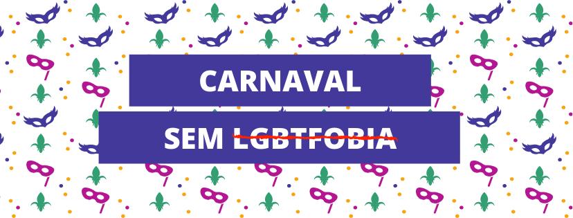 Como denunciar LGBTfobia nesse carnaval?