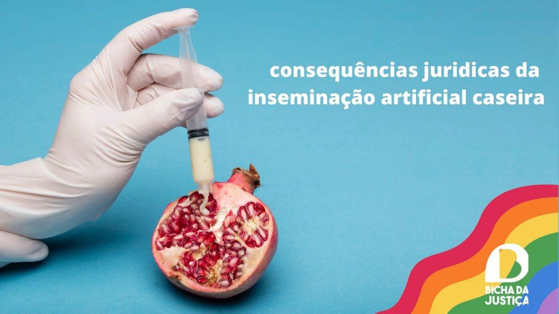 SAIBA QUAIS SÃO OS RISCOS DA INSEMINAÇÃO ARTIFICIAL CASEIRA